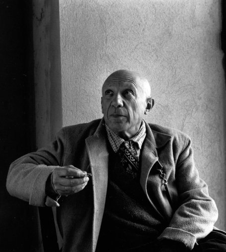 """Scanpix"" nuotr./Pablo Picasso"