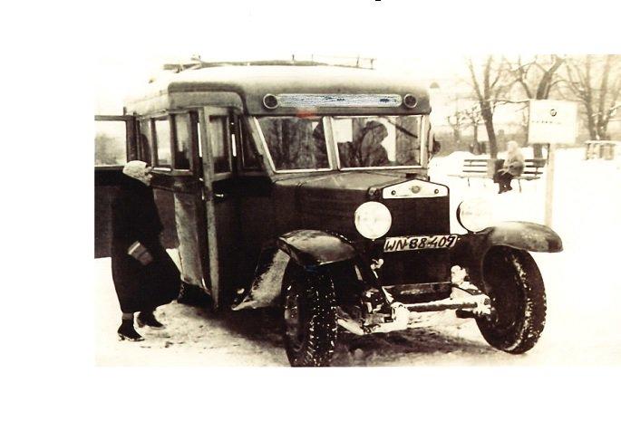 Vilniaus viešasis transportas praeityje