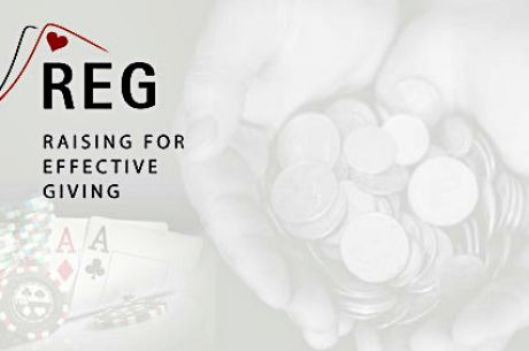 "Pokerio žaidėjų įkurta labdaros organizacija ""Raising for Effective Giving"" (REG)"