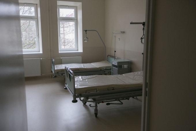 Luko Balandžio/Žmonės.lt nuotr./Slaugos ligoninė Vilniaus Antakalnyje
