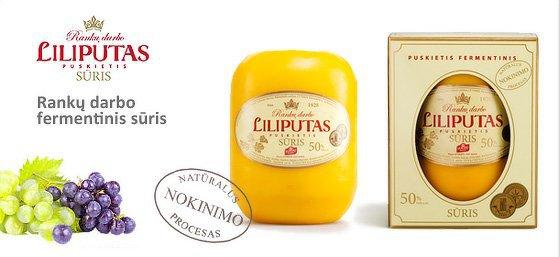 "Sūris ""Liliputas"""