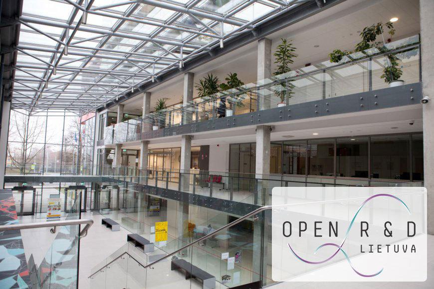 "Atviras Lietuvos mokslo ir inovacijų tinklas ""Open R&D Lietuva"""