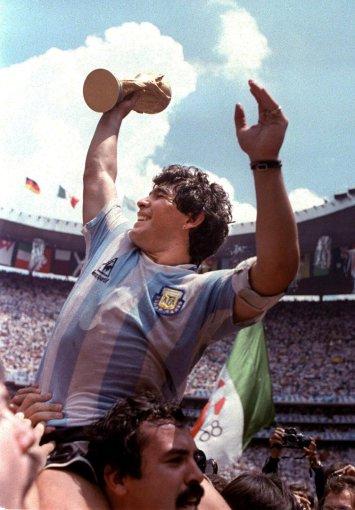 """Kino pavasario nuotr./Filmo """"Maradona. 1986-ieji"""" kadras"""