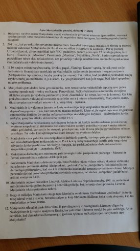 Skaitytojo Dino nuotr./Kauniečiai savo pašto dėžutėse rado štai tokią rinkiminę agitaciją
