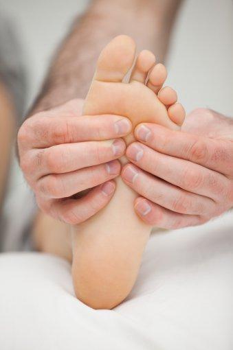 """""""Scanpix"""" nuotr./Pėdų masažas"""