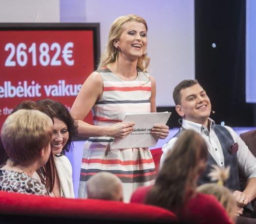 Viganto Ovadnevo/Žmonės.lt nuotr./Rūta Mikelkevičiūtė
