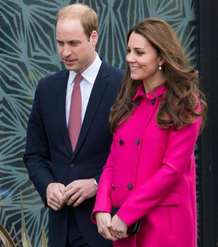 """""""Scanpix""""/""""SIPA"""" nuotr./Princas Williamas ir Kembridžo hercogienė Catherine"""
