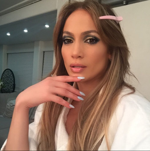 """Scanpix""/Xposurephotos.com nuotr./Dainininkė ir aktorė Jennifer Lopez."