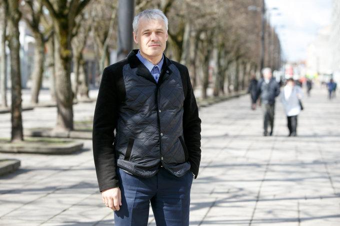 Eriko Ovčarenko/15min.lt nuotr./Gintaras Petrauskas