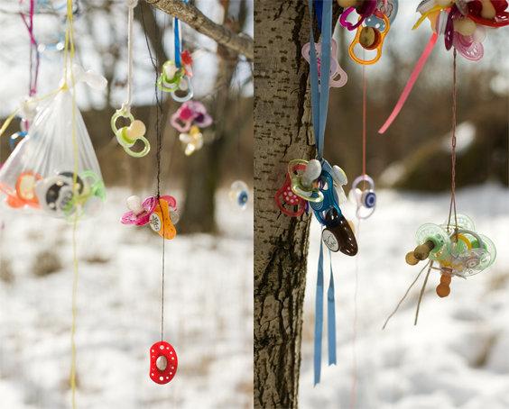 buildaltars.com nuotr./Čiulptukų medis Švedijoje