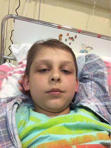 Timotis ligoninėje