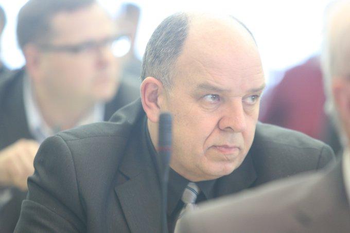 Alvydo Januševičiaus nuotr./Jonas Bartkus. Šiaulių miesto tarybos nariai
