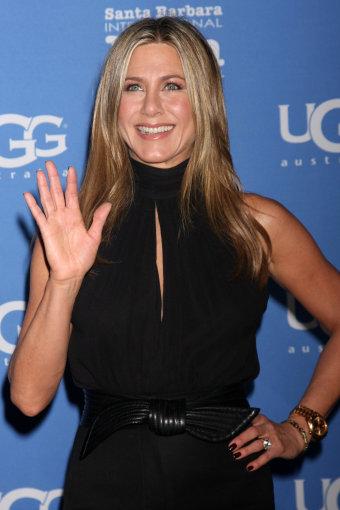 Vida Press nuotr./Aktorė Jennifer Aniston