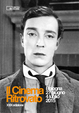 """Organizatorių nuotr. /""""Il Cinema Ritrovato"""" kino festivalio plakatas"""