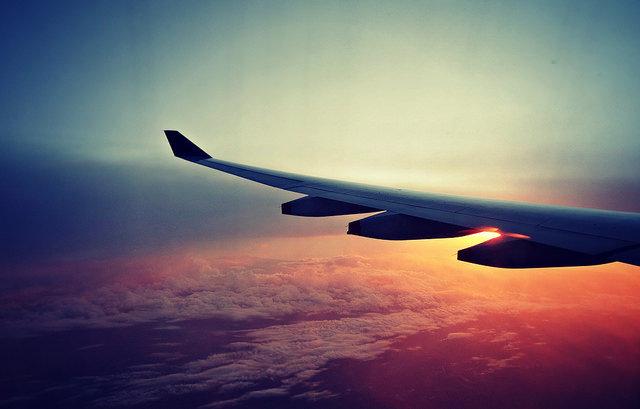 Dažna kelionė prasideda nuo skrydžio
