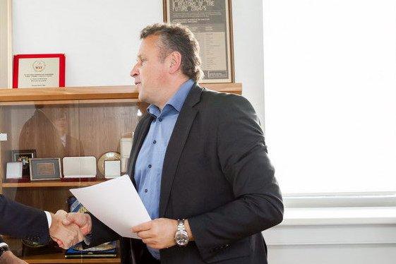 Buvęs Vilniaus administracijos direktorius Valdas Klimantavičius