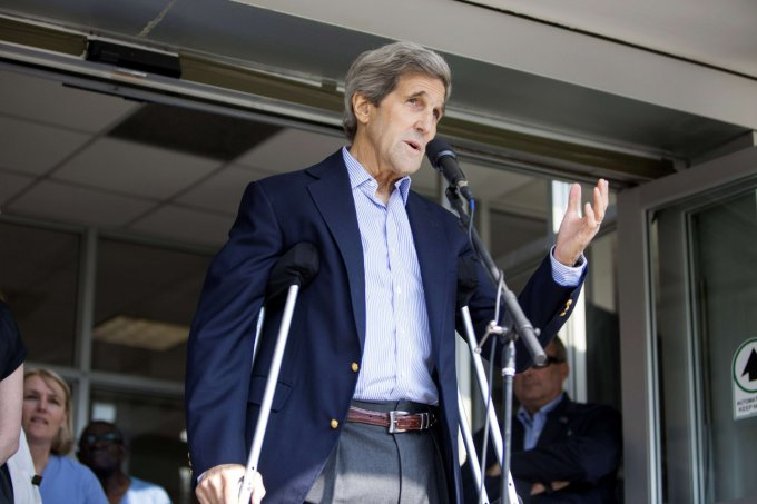 "AFP/""Scanpix"" nuotr./Johnas Kerry"