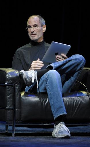Vida Press nuotr./Steve Jobs