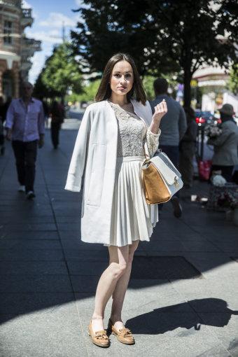 Viganto Ovadnevo nuotr./Stilingi praeiviai sostinės gatvėse