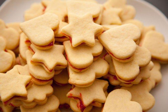 Fotolia nuotr./Trapūs sausainiai