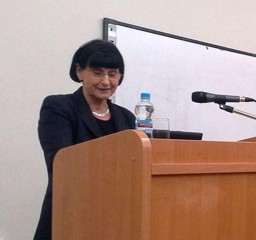 SGNSF profesorė dr. Elvyra Acienė. Z. Ripinskio nuotr.