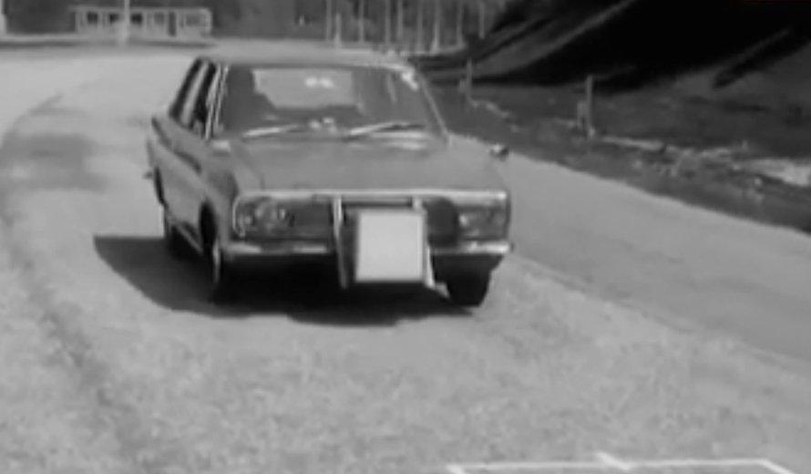 1971-ųjų autonominis automobilis