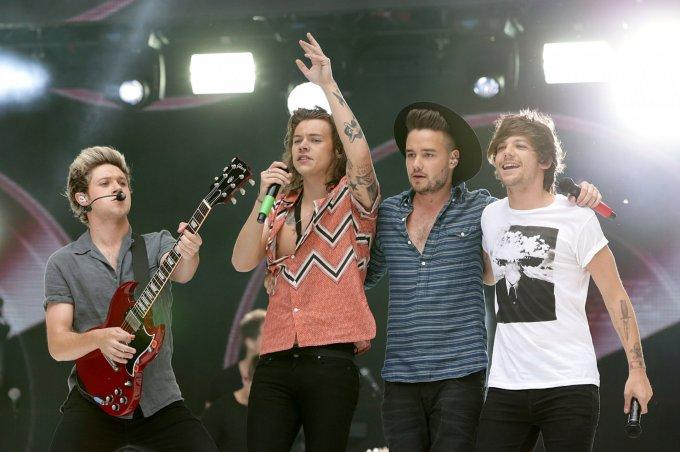 """Scanpix""/""PA Wire""/""Press Association Images"" nuotr./Grupė ""One Direction"""