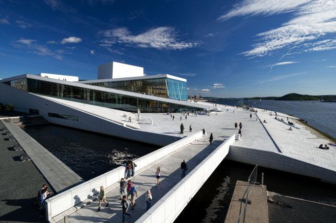 123rf.com nuotr./Nacionalinė Oslo opera