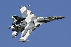 Su-27 naikintuvas