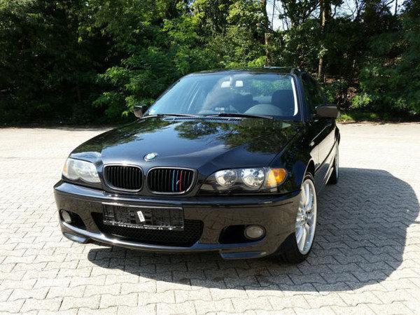 Nuotrauka iš netikro skelbimo apie parduodamą BMW