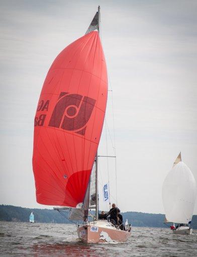 Partnerio nuotr./Penktasis ASUS RS-280 jachtų klasės taurės etapas