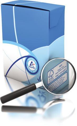 """Tetra Pak"" FSC licencijos kodas yra FSC® C014047"