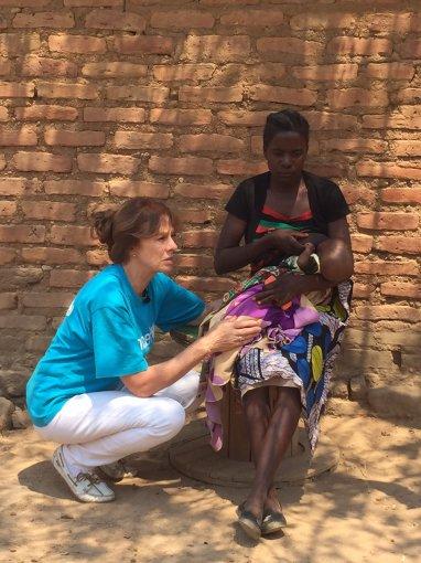 UNICEF nuotr./Virginija Kochanskytė Mozambike