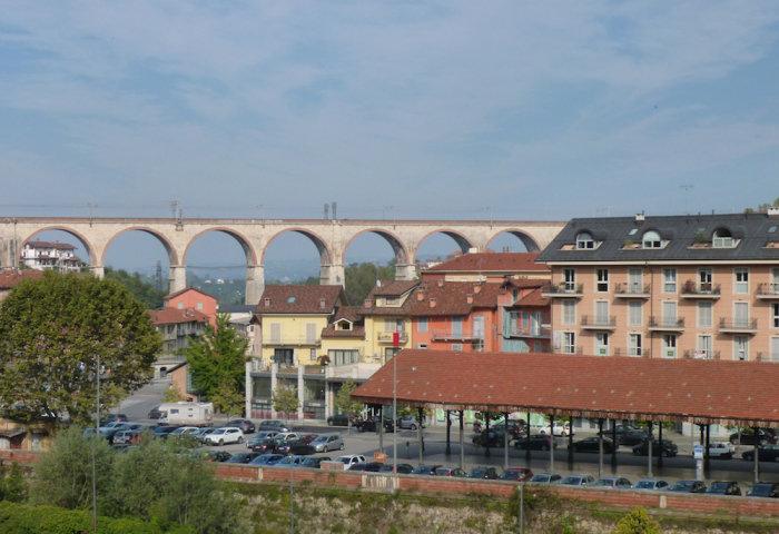Mondavi miestas Italijoje