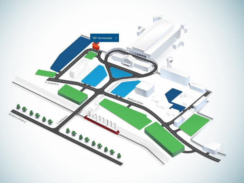Vilniaus oro uostas po rekonstrukcijos