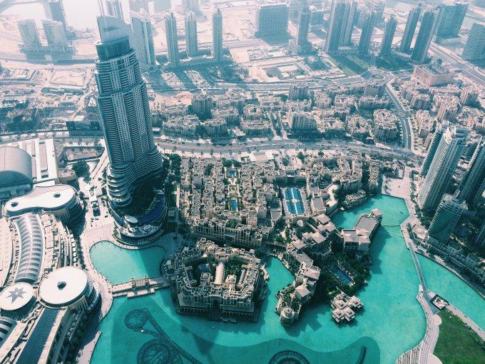 Asmeninio albumo nuotr./Dubajus, Jungtiniai Arabų Emyratai