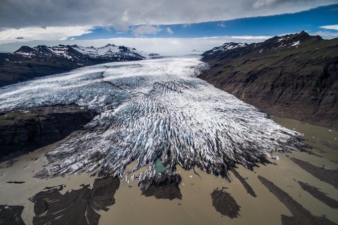 Vida Press nuotr./Islandijos peizažai
