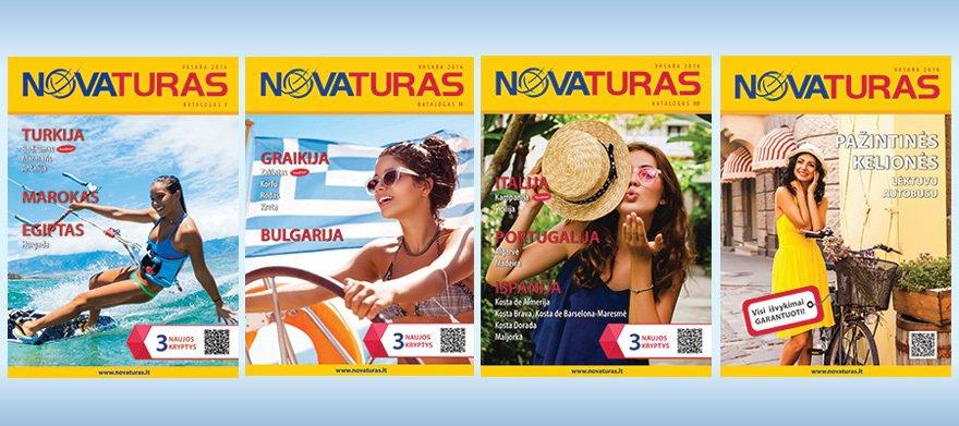 """""""Novaturo"""" katalogai"""
