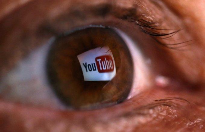 "Scanpix nuotr./""Youtube"" logotipas"