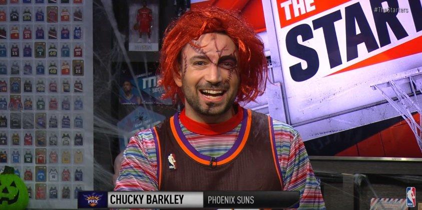 Chucky Barkley