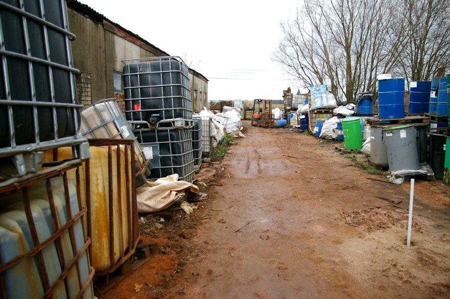Kauno rajone pradėti ekologinės bombos likvidavimo darbai