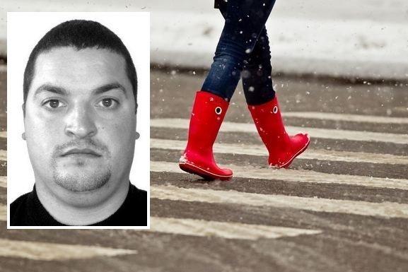 15min.lt fotomontažas/Dvigubos eismo nelaimės Širvintų pėsčiųjų perėjoje įtariamas Andrius Kolosovas