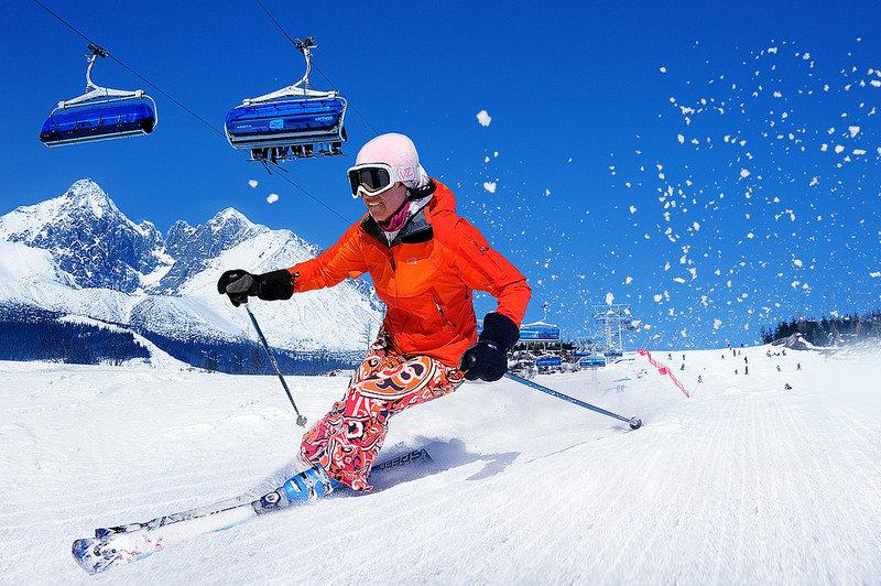Trys geriausi Tatrų kurortai snieglenčių mėgėjams