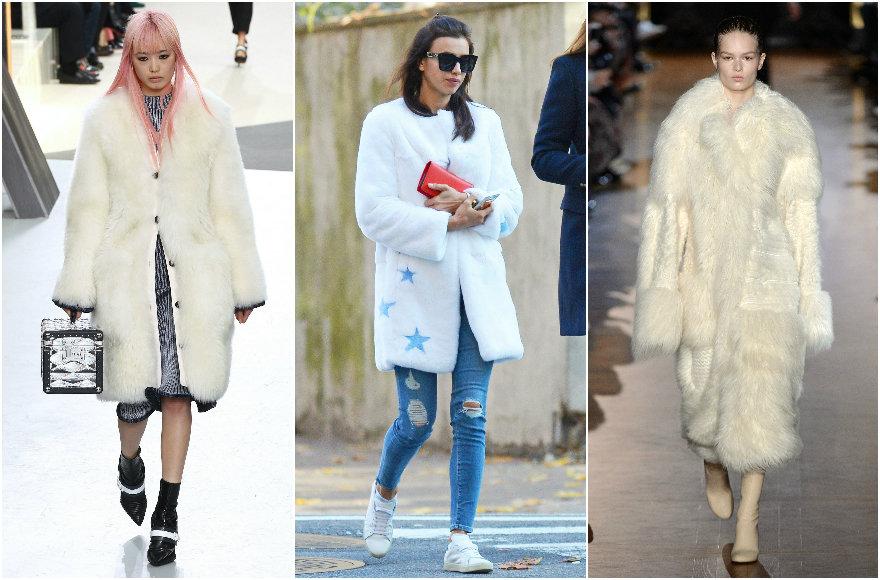 """""""Louis Vuitton"""" kolekcijos modelis, Irina Shayk, """"Stella McCartney"""" kolekcijos modelis"""