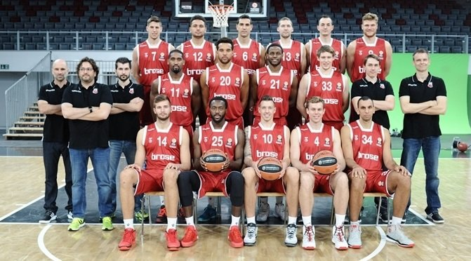 "Euroleague.com nuotr./""Brose Baskets"""