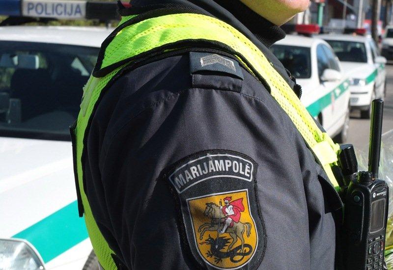 Marijampolės apskrities policija