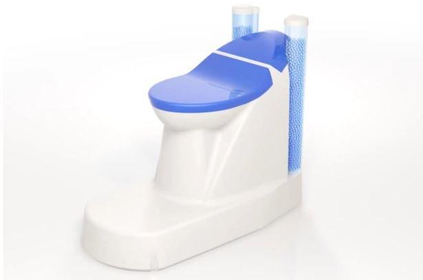 """""""Nano Membrane Toilet"""" – tualetas, kuris išmatas paverčia elektros energija"""
