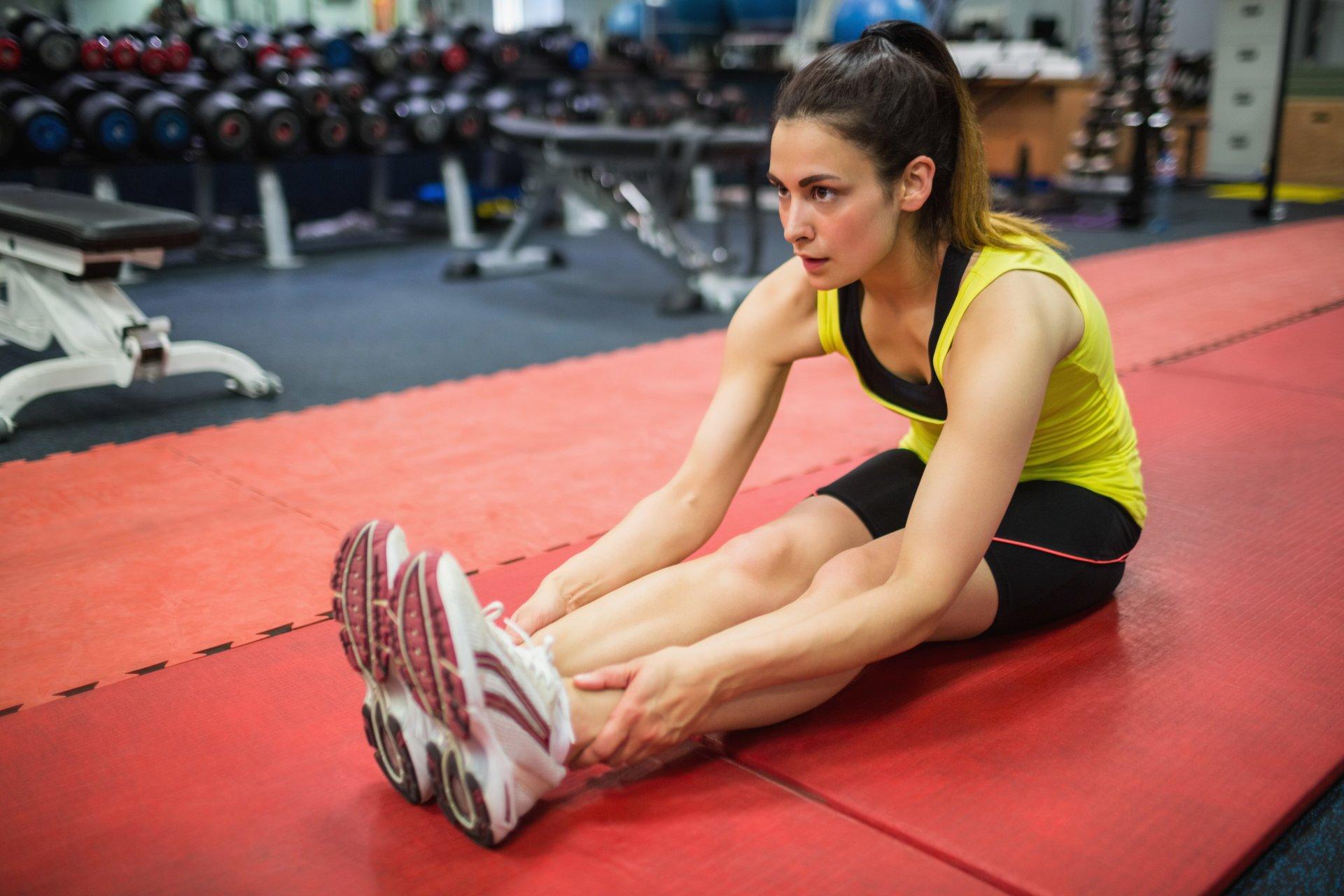 kaip treniruotis dėl hipertenzijos sporto salėje