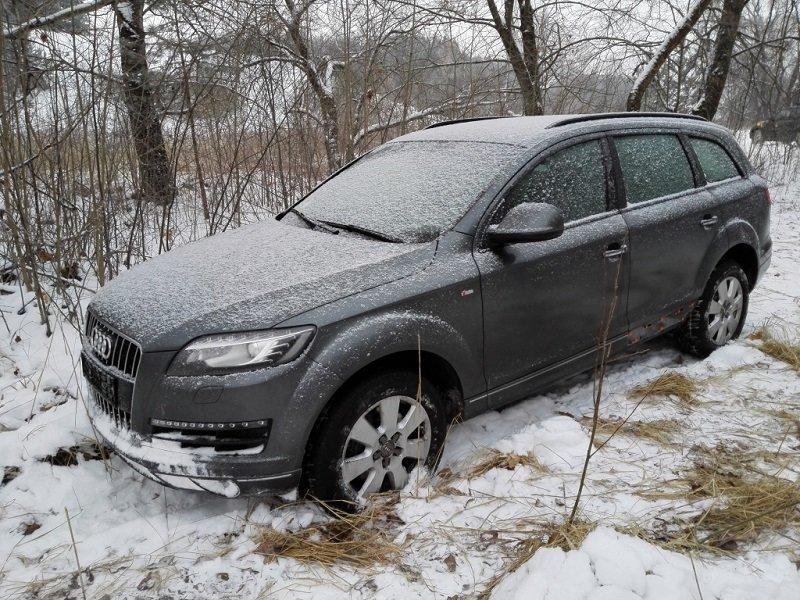 """Vogtas """"Audi Q7"""""""