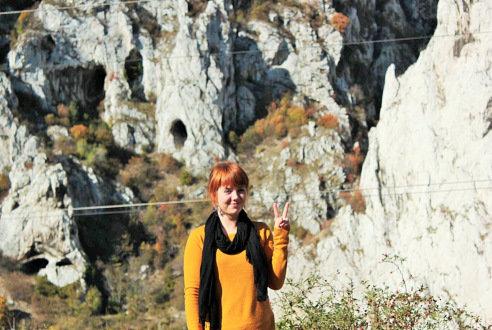Asm.archyvo nuotr./Bulgarijoje Kristina sutiko mylimąjį, gavo gerai apmokamą darbą, o netrukus taps ir genetikos mokslų magistre